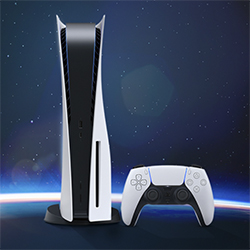 console PS5 à gagner