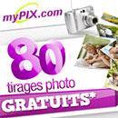 Développement gratuit de photos