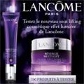 testez des produits Lancôme