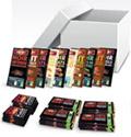 échantillons test de tablettes de chocolat Alter Eco