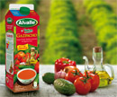 échantillons tests gazpacho Alvalle