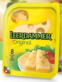 échantillon test fromage Leerdammer