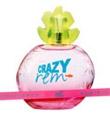 échantillon ruban parfumé Crazy Rem gratuit