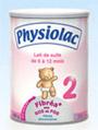 échantillon gratuit de lait pour bébé
