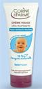 échantillon test crème visage bébé de Corine de Farme