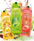 échantillons tests shampooings Fructis de Garnier