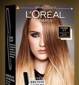 échantillon test coloration Oréal