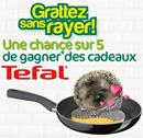 Jeu concours Tefal