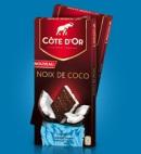 Tablettes de chocolat à gagner