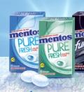Echantillons gratuits de chewing-gums Mentos gratuits