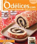 échantillon magazine Odelices