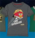 T-Shirt Angry Bird Star Wars à gagner