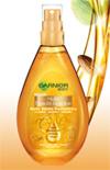 échantillon test huile beauté Garnier