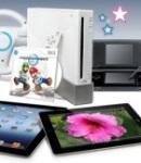 Gagnez un iPad, ou une Nintendo 3DS...