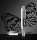 échantillon test mascara faux cils papillon