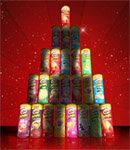 Jeux concours avec plus de 75'000 cadeaux Pringles