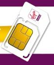 Carte SIM prépayée gratuite