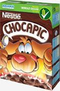 échantillons test céréales Chocapic