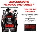 Jeu concours du film Django
