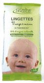 échantillons tests lingettes bébé