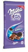 échantillons tests chocolat Milka