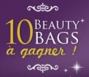 Gagnez une beauty bag
