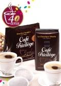 paquet de café gratuit