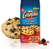 échantillons tests gâteaux Granola