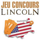 Jeu concours Lincoln