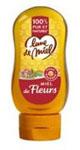 échantillon test du miel de fleurs nomade