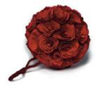 Testez un suspension florale décorative parfumée