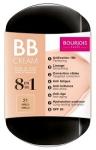 échantillon test de la BB Cream de Bourjois