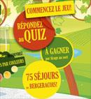 75 séjours en Bergeracois à gagner