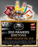 300 paniers bretons à gagner