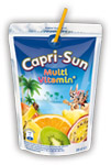 échantillons tests de poches Capri-Sun Multivitaminé