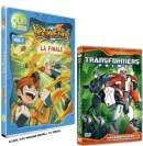 des dvd pour les enfants à gagner