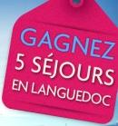 Gagnez des séjours en Languedoc