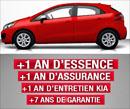 Gagnez une voiture Kia