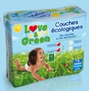 Gagnez 1 an de couches Love & Green