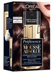 Recevez gratuitement la coloration Mousse Absolue de L'Oréal