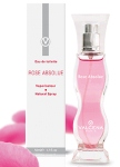 échantillons tests du parfum ROSE ABSOLUE de VALCENA