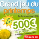 Grand jeu du printemps