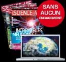 Magazines gratuits Science&Vie
