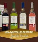 1000 bouteilles de vin à gagner