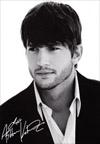 Photos dédicassées d'Ashton Kutcher gratuites