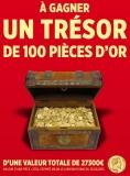 Gagnez une pièce d'or d'une valeur de 273€
