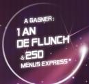 repas flunch gratuit