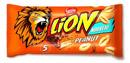 échantillon test de barre chocolatée Lion Peanut