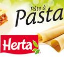 Testez la pâte à Pasta Herta