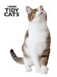 échantillon test de litière Tidy Cats de Purina